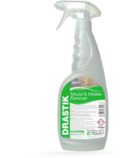 Clover Drastik 750ml - Mould & Mildew Remover